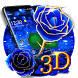 3D Love Rose Theme by 3D Theme 2018