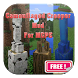 Camouflaged Creeper Mod MCPE by Yadee Mundared
