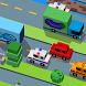Hoppy Cross Road Cross Arcade by SmallCat