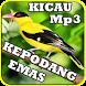 Kicau Kepodang Emas Mp3 by iky94 studio