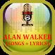 The Spectre - Alan Walker Songs & Lyrics by Zagosck Apps