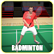 Badminton Games Free 2017 3D by Polyester Studio