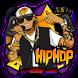 HipHop Rap Keyboard by Echo Keyboard Theme