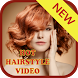 Video Hair Style by Hot App Mobi