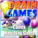 Candy Matching Game by EvolutionRed