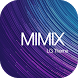 Theme MI Mix 2 for LG Nougat (V30 in description) by WSTeams