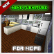 Mod Mine Furniture for Minecraft PE
