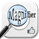Magnifying glass, Magnifier by Soufiane Expert