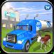 OffRoad Milk Transporter Truck by Whiplash Mediaworks