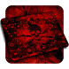 Bloody Skull Keyboard by Keyboard Tema Designer