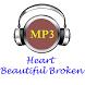 Heart Beautiful Broken Album by Soekarno Dev