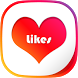 Likes and Followers and Tags by Like Fan