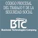 Código Procesal del Trabajo. by BTC NoticierOficial