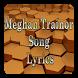 Meghan Trainor Song Lyrics like im gonna lose you