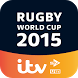 ITV Rugby World Cup 2015 by ITV PLC