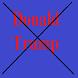 I do not like Donald Trump! by Korovin