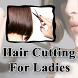 NEW Hair Cutting Style For Ladies / Girls / Women by Priyan Sitapara 409