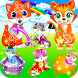 My Kitty Cat & Fluffy Pet Care by BabyGamesStudio