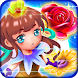 Bloom Crush by EMRG Games- free games -girl games -match 3 games