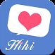 Hihi-แชทหาเพื่อนจับคู่นัด by Team Hihi