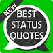 Quotes and Status for Whatsapp by Master Speed Booster and Cleaner
