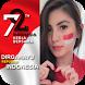 Bingkai Foto Profil Kemerdekaan Indonesia by Anzu Studio