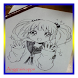 anime drawing ideas by Anggrainiapps