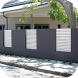 Fence Design Ideas by Jann Alexander