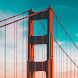 golden gate bridge wallpaper by Pretty and cute wallpapers llc