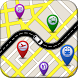GPS Route Finder - Maps, Navigation & GPS Tracker by Crazy Softech