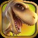 Talking Tyrannosaurus Rex Jeff by Jurassic Dinosaur Game