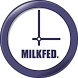 MILKFED-Simple Clock-Free by NOS Inc.