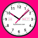 Analog Clock Widget Plus-7 by Style-7