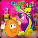 Surprise Eggs Pony Toys by Surprise Eggs