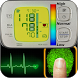 Finger blood pressure simulator by Houbal Apps