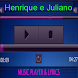 Henrique e Juliano MusicaLetra by Istana Bintang