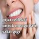 Titik Refleksi untuk mengobati sakit gigi by semangkaperak