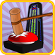 Hammer button clicker game by AkraSoft