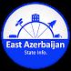 استان آذربایجان شرقی by Hamgardi