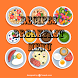 Recipes Breakfast Menu by iwan develop