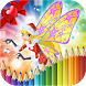 How to Color Winx Club - Colors Book by nissprodevsoft