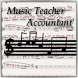Music Teacher Accountant by Private Music Teacher