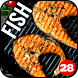 350+ Fish Recipes by 28Apps Company