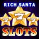 Rich Santa Slots Free Casino by Duksel: Free Casino Slot Machines Big Jackpot Wins