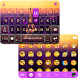 Romantic Pairs Emoji Keyboard by Best Keyboard Theme Studio