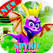 New Guide SPYRO The dragon by WasesaStudio
