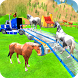Farm Animal Transport Truck 3D by HighLogix