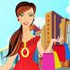 Shopping BFF - Girl Dress Up Fashion by Miniflip Game Studios