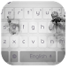 Soldier Black Keyboard Theme by Keyboard Theme Factory