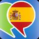 Learn Spanish Phrasebook by L-Lingo | VocLab